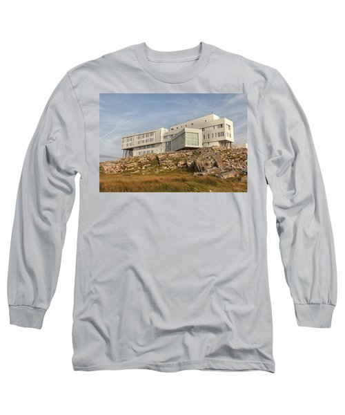 Fogo Island Inn Long Sleeve T-Shirt