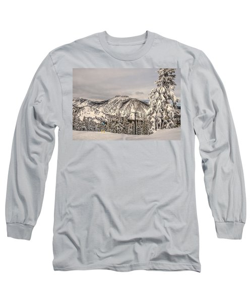Fresh Snow Long Sleeve T-Shirt