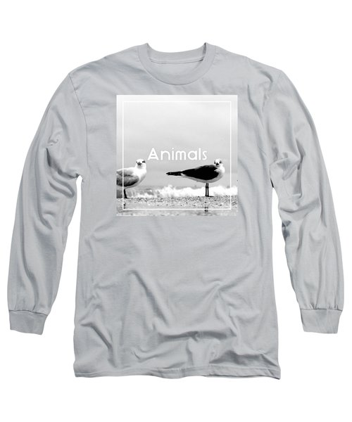 Gallery Icon Long Sleeve T-Shirt