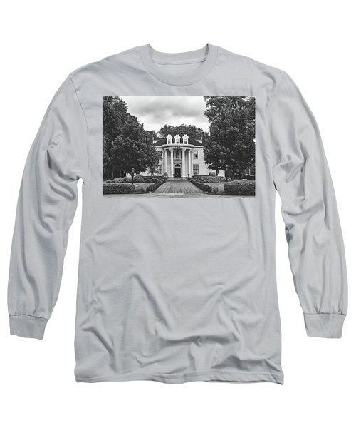 Gamma Phi Beta Sorority House - University Of Georgia Long Sleeve T-Shirt