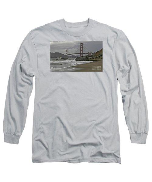 Golden Gate Study #1 Long Sleeve T-Shirt