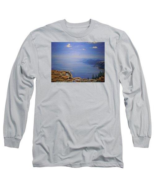 High Above Long Sleeve T-Shirt
