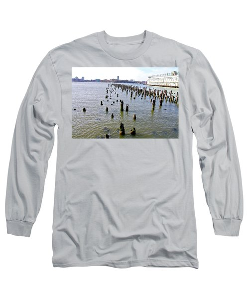 High Line Print 9 Long Sleeve T-Shirt