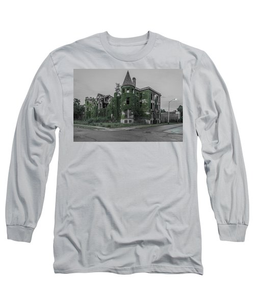 James Scott Mansion  Long Sleeve T-Shirt