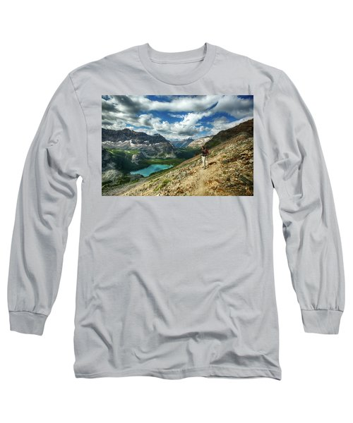 Lake O'hara Adventure Long Sleeve T-Shirt