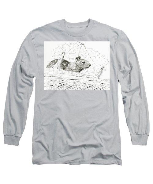 Laying Low Long Sleeve T-Shirt