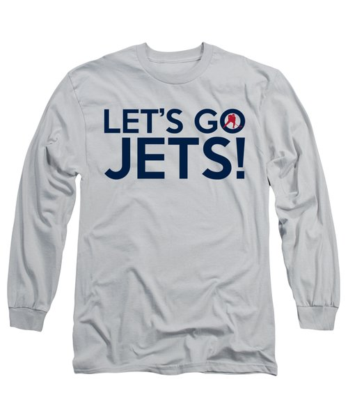 Let's Go Jets Long Sleeve T-Shirt