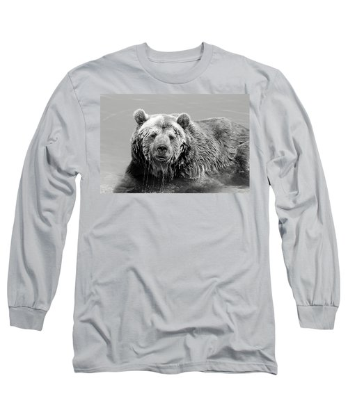 Life Is Good Long Sleeve T-Shirt by Fiona Kennard