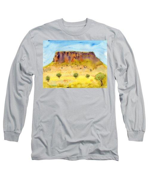 Little Table Mountain Long Sleeve T-Shirt