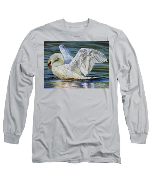 Lovely Long Sleeve T-Shirt by Phyllis Beiser
