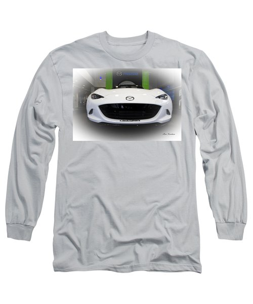 Miata Signed Long Sleeve T-Shirt