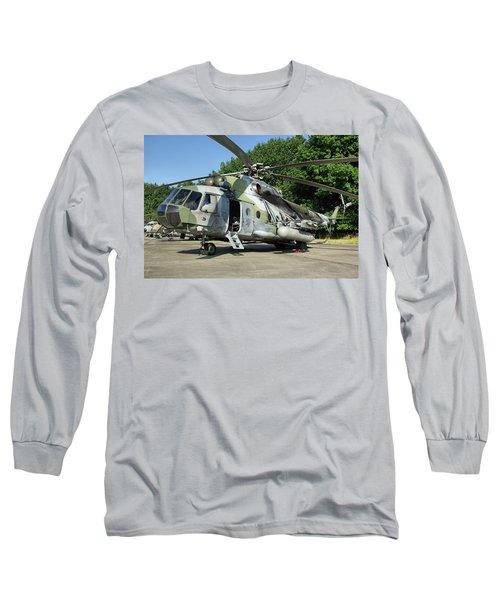 Mil Mi-17 Hip Long Sleeve T-Shirt