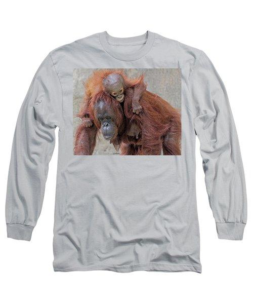 Motherhood 2 Long Sleeve T-Shirt