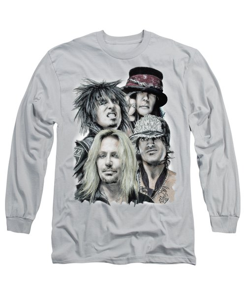 Motley Crue Long Sleeve T-Shirt