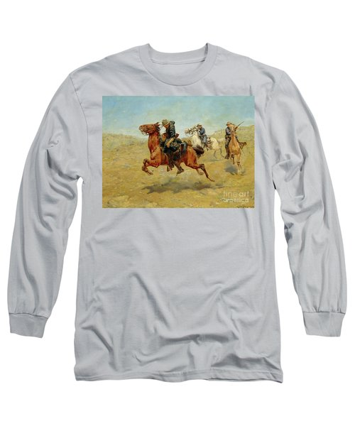 My Bunkie, 1899 Long Sleeve T-Shirt