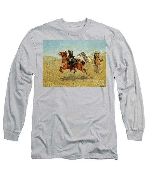 My Bunkie, 1899 Long Sleeve T-Shirt