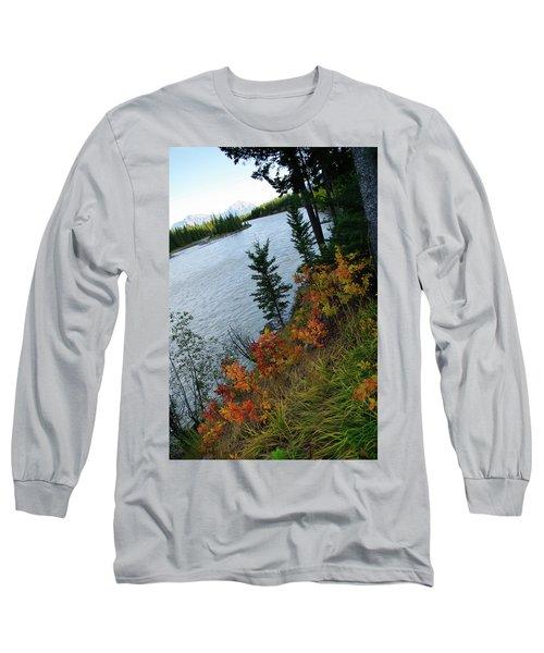 Long Sleeve T-Shirt featuring the photograph Natural Art by Rhonda McDougall