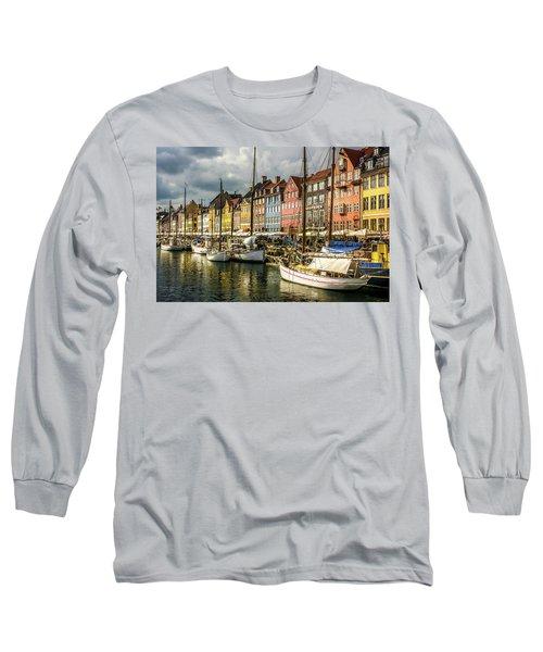 Nyhavn Long Sleeve T-Shirt