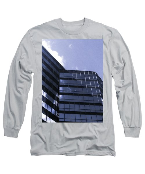 Long Sleeve T-Shirt featuring the photograph Obscurity by Jamie Lynn