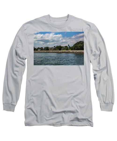 Old Point Comfort Light Long Sleeve T-Shirt