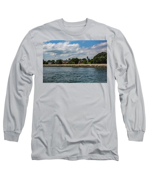 Old Point Comfort Light Long Sleeve T-Shirt