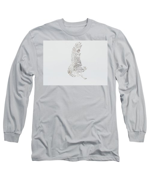 On The Move. Long Sleeve T-Shirt
