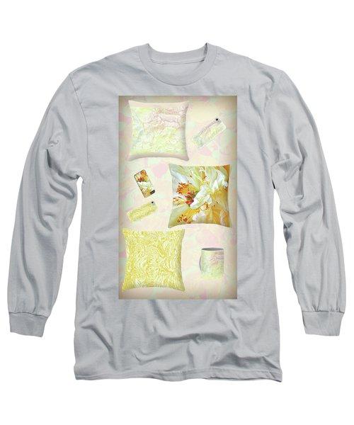 Long Sleeve T-Shirt featuring the photograph Pinterest by Nareeta Martin