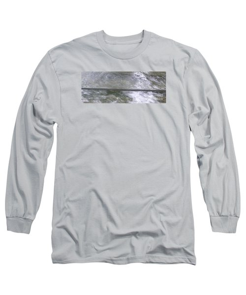 Long Sleeve T-Shirt featuring the photograph Pond  by Nora Boghossian