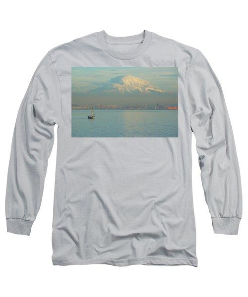 Puget Sound Long Sleeve T-Shirt