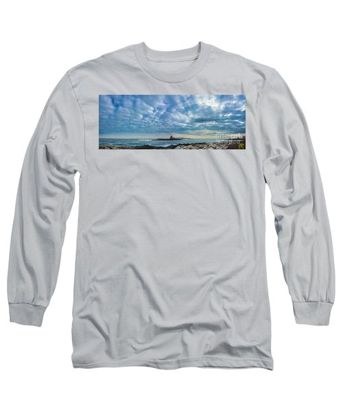 Ram Island Light Long Sleeve T-Shirt