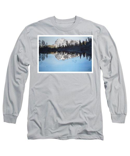 Reflection Lake Long Sleeve T-Shirt