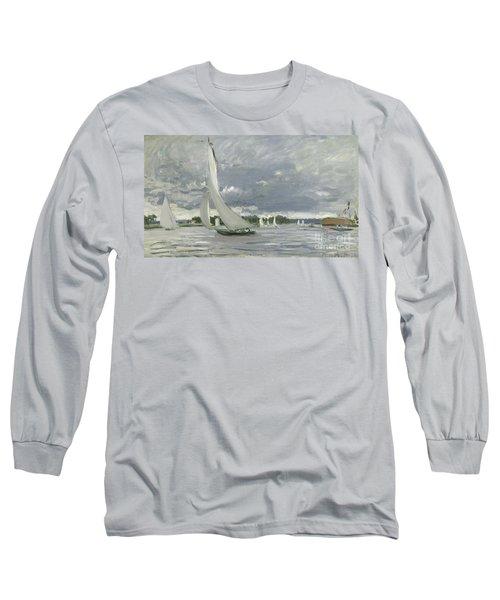 Regatta At Argenteuil Long Sleeve T-Shirt