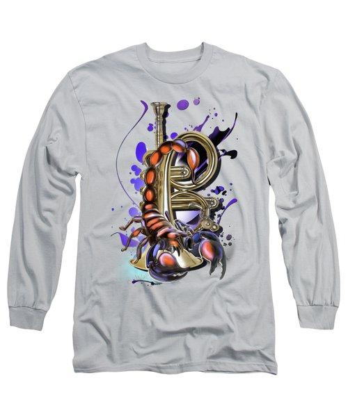 Scorpio Long Sleeve T-Shirt