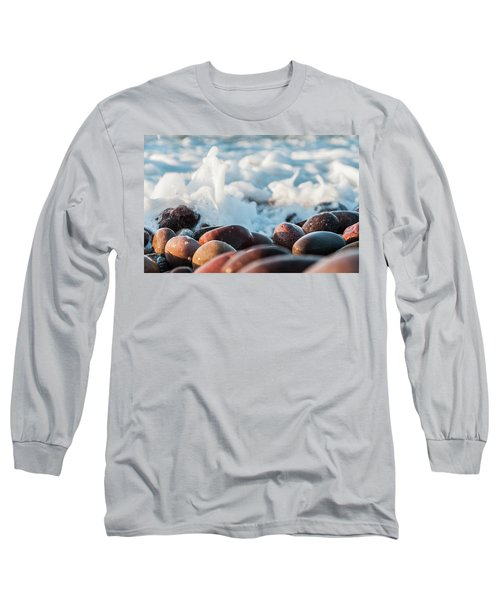 Sea As Art... Long Sleeve T-Shirt by Sergey Simanovsky