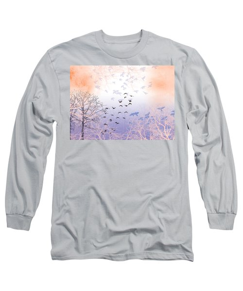 Seekers Long Sleeve T-Shirt by Trilby Cole