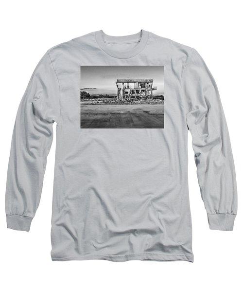 Seen Better Days Long Sleeve T-Shirt