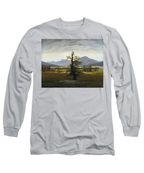 Solitary Tree Long Sleeve T-Shirt