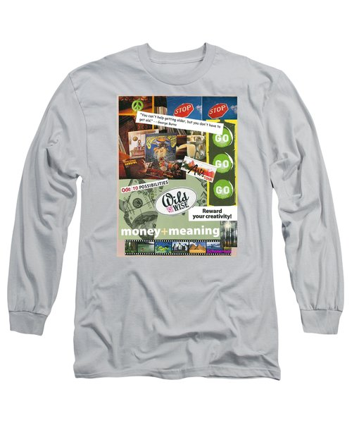 Stop And Go Long Sleeve T-Shirt