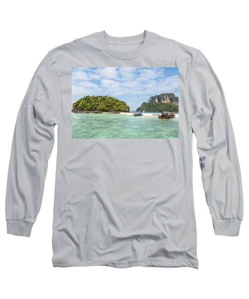Stunning Krabi In Thailand Long Sleeve T-Shirt