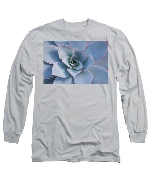 Succulent Beauty Long Sleeve T-Shirt