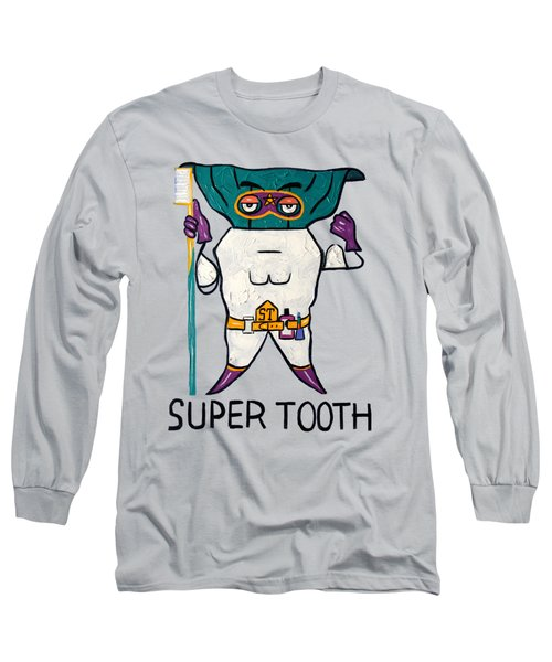 Super Tooth Long Sleeve T-Shirt