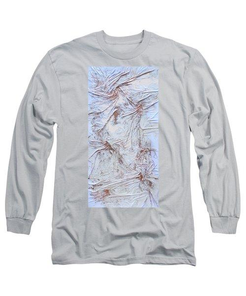 Textured Sunshine Long Sleeve T-Shirt