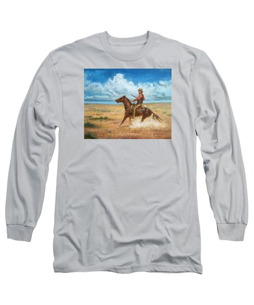 The Tracker Long Sleeve T-Shirt
