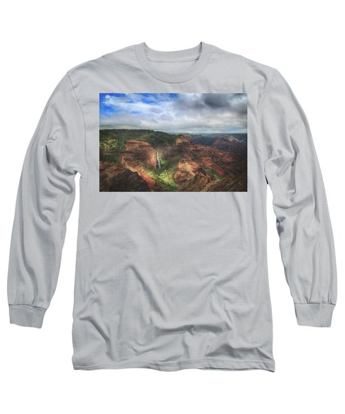 There Are Wonders Long Sleeve T-Shirt by Laurie Search