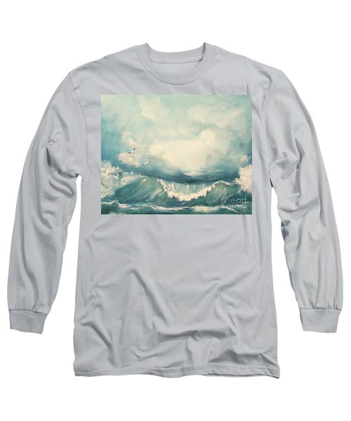Tide Long Sleeve T-Shirt