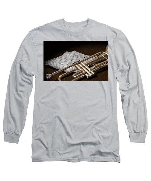 Trumpet Long Sleeve T-Shirt