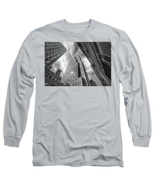 Upward Long Sleeve T-Shirt