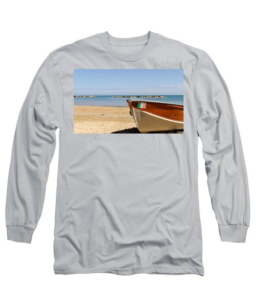 Waiting Summer Long Sleeve T-Shirt