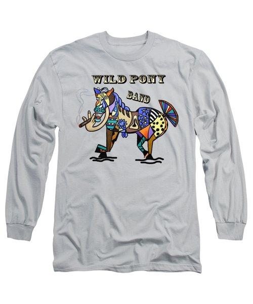 Wild Pony Long Sleeve T-Shirt
