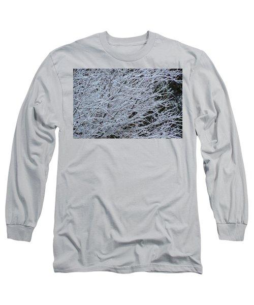 Winter At Dusk Long Sleeve T-Shirt